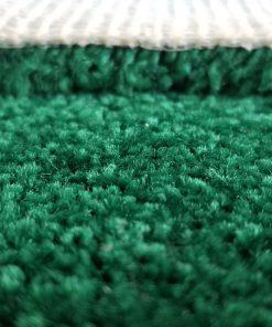 Độ dầy của bề mặt thảm len