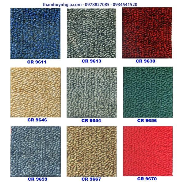 Thảm Crown Carpet 1-1