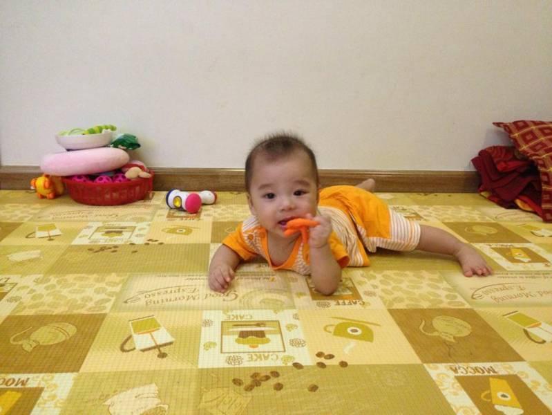 thảm trải sàn cho bé 3