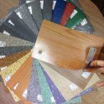Thảm trải sàn nhựa pvc