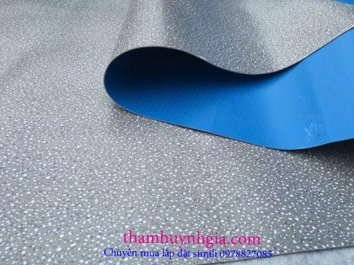 nhựa trải sàn công nghiệp 1,2mm
