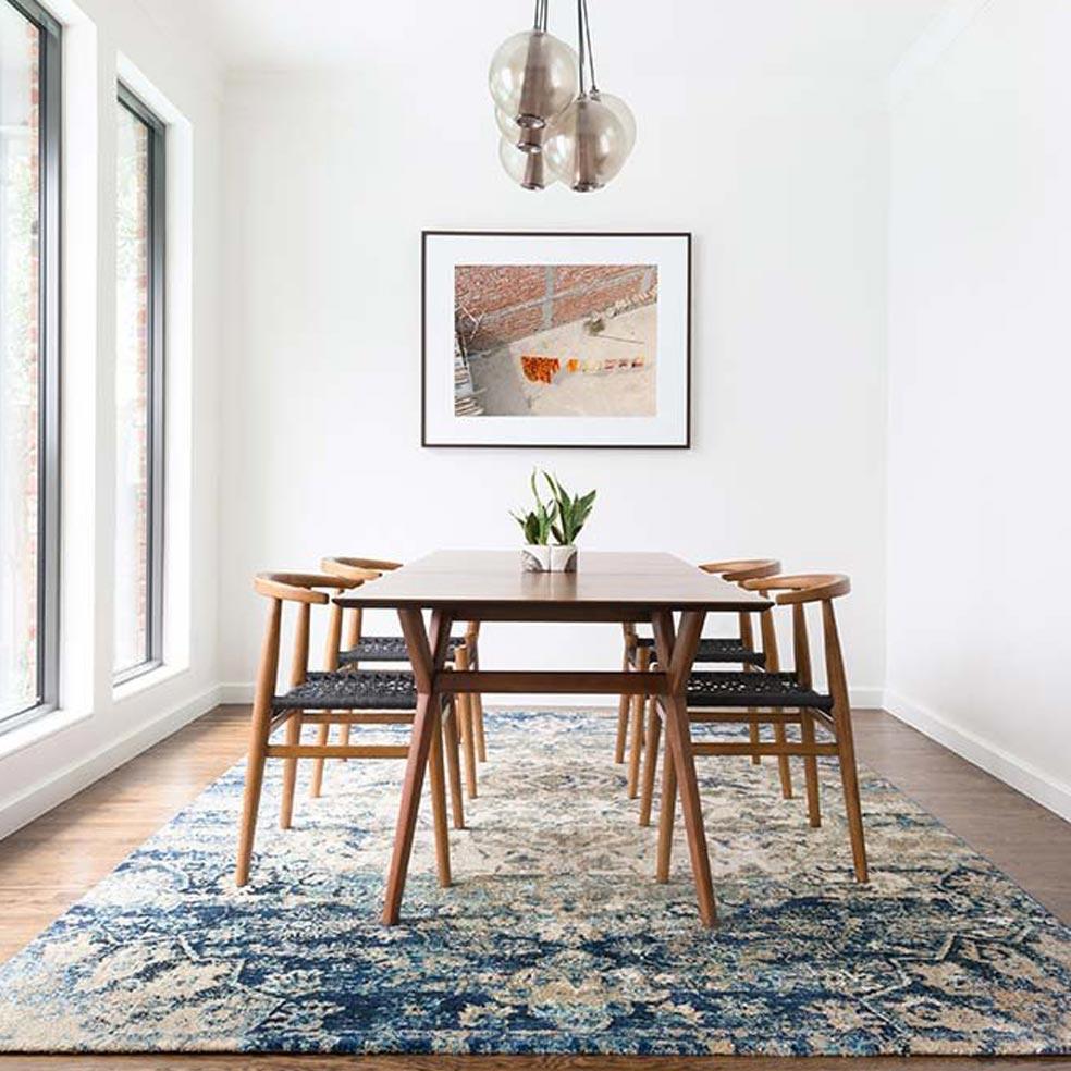 thảm trải sàn bàn ăn 4