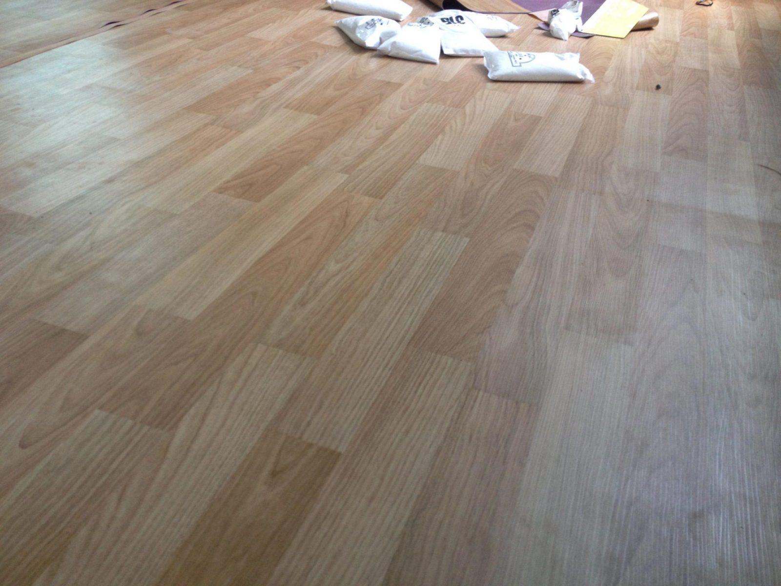 thảm trải sàn giả gỗ 1