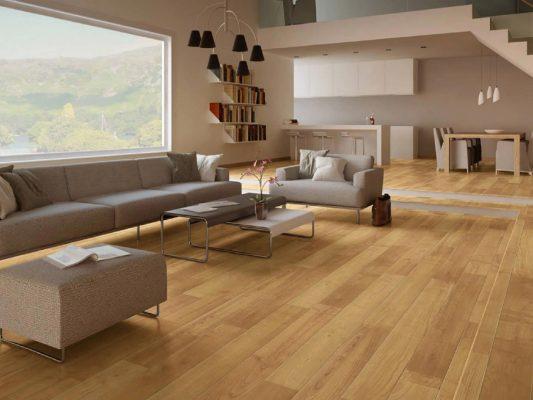 thảm trải sàn giả gỗ 3