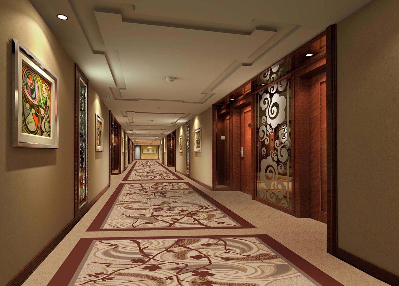 thảm trải sàn khách sạn 2