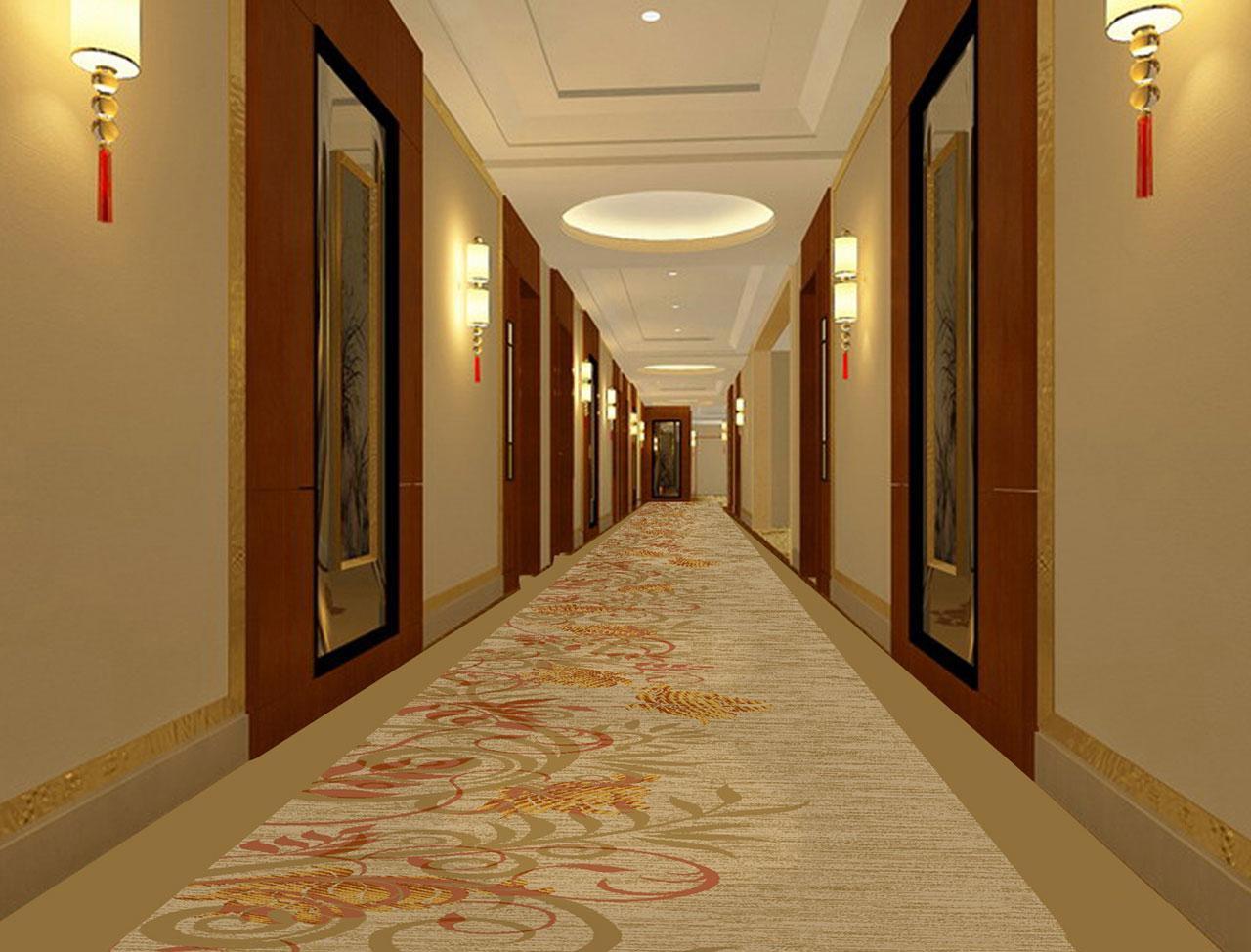 thảm trải sàn khách sạn 3