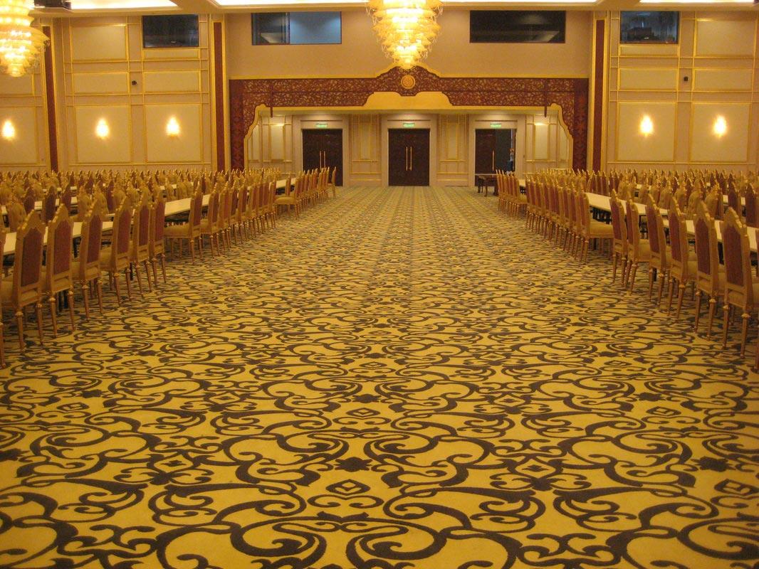 thảm trải sàn khách sạn 4