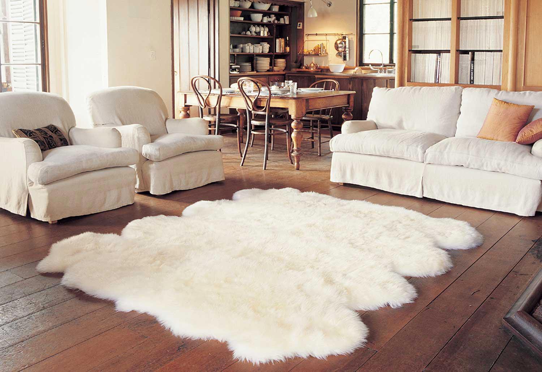 thảm trải sàn lông 2