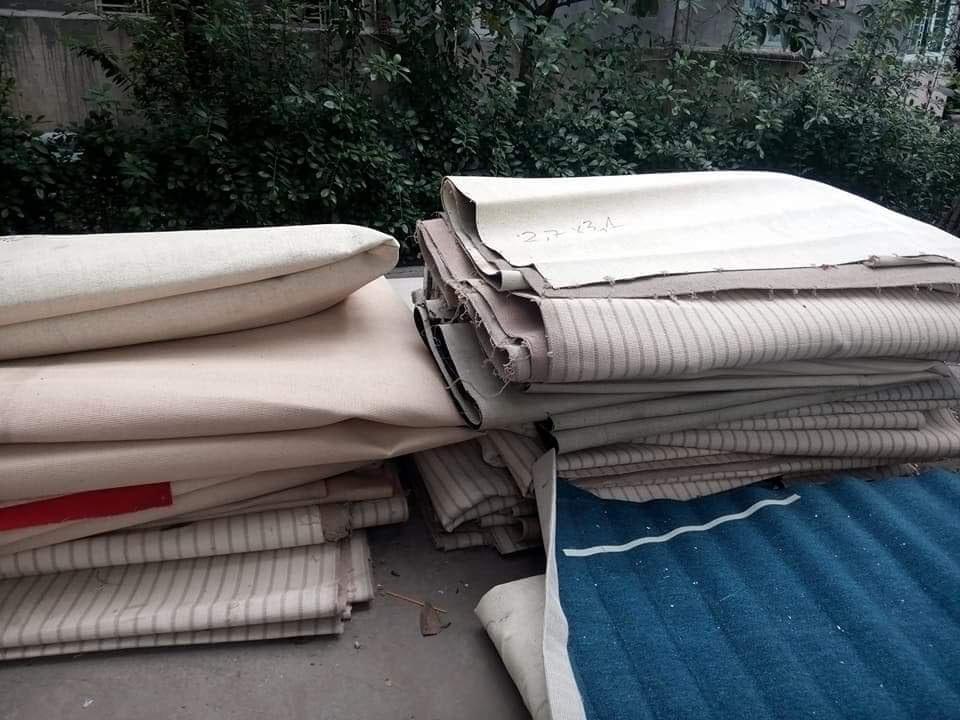 thu mua thảm cũ